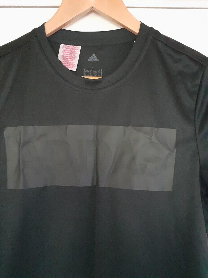 T-shirt, Adidas, str. 13-14 år
