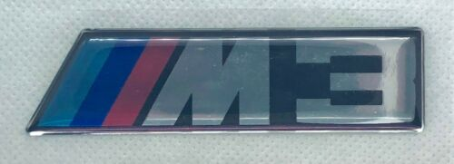 of BMW M3 Truck Badge 1psc 85x22 mm.