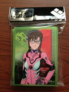 Evangelion Asuka Langley MTG Yugioh Pokemon Cardfight TCG Card Storage Box