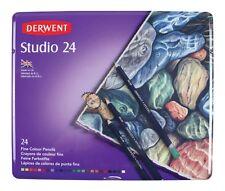 Derwent Studio Pencils 24 Tin