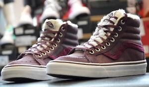 zapatillas vans mujer invierno