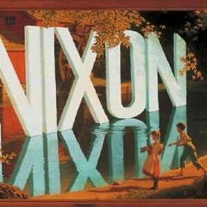 Lampchop-034-Nixon-034-CD-DVD-LIMITED-DELUXE-EDT-NUOVO