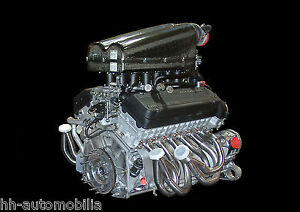 DINA4-Poster-Foto-BMW-McLaren-F1-S70-Motor-Rennwagenmotor-race-car-engine-1