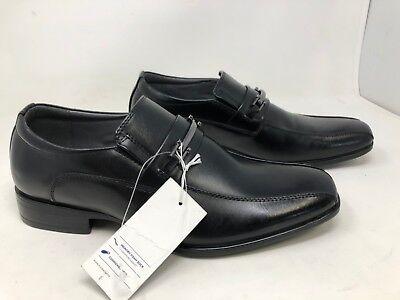 NEW Black 121D am Apt 9® Salem Men/'s Dress Shoes