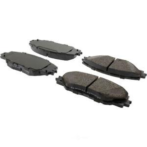 Centric Parts 106.12110 106 Series Posi Quiet Semi Metallic Brake Pad