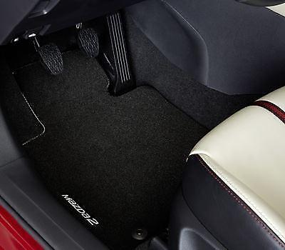 Genuine Mazda 2 Luxury Carpet Mats DE1GV0320