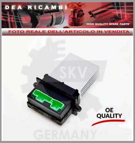 95R003 Resistenza Ventola Riscaldamento RENAULT SCENIC I//II GRAND SCENIC II 99-/>