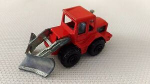 Vehicule-Miniature-Majorette-Tracto-N-211-N-263-1-87eme-En-Tres-Bon-Etat