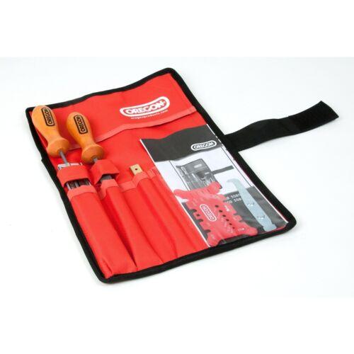 Oregon Schärfsatz mit Tasche 4,8mm für Sägeketten in .325 Zoll Teilung