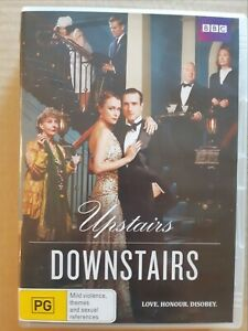 Upstairs-Downstairs-2-DVD-Set-Region-4-FREE-Next-Day-Post-from-NSW