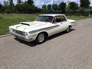 1962 Plymouth Fury Superstock Tribute