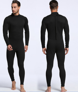 Men 2mm Neoprene Surfing Scuba Snorkel Water Diving Suits Full Length Wetsuits