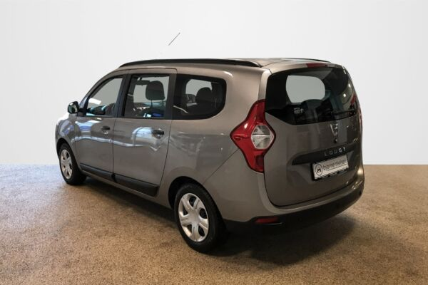 Dacia Lodgy 1,5 dCi 90 Ambiance 7prs - billede 2