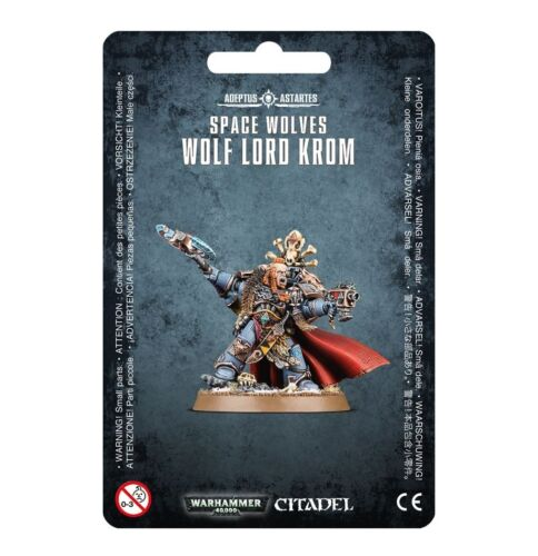 Space Wolves Wolf Lord Krom 53-18