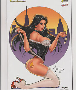 Grimm-Fairy-Tales-2011-Halloween-Special-Hot-Flips-NYCC-Exclusive-Limit-To-500