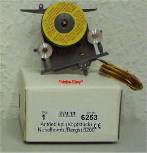 Brawa-6253-H0-N-Seilbahn-Kopfstueck-fuer-Bergstation-mit-Motor-63560