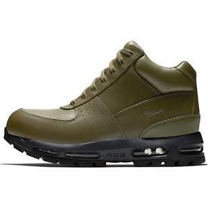 74253dcfb60 New Nike Men's ACG Air Max Goadome Boots (865031-303) Olive Canvas ...