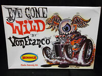 Moebius Von Franco Eye Gone Wild 911 Plastic Model Kit 1/35