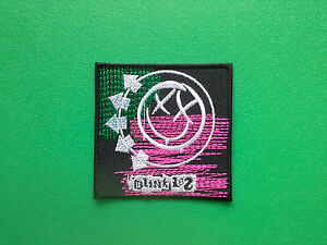 HEAVY METAL PUNK ROCK MUSIC FESTIVAL SEW ON g BLINK 182 IRON ON PATCH: