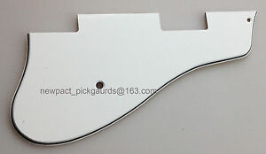 For-Epiphone-1965-Casino-Vintage-Guitar-Pickguard-3Ply-White