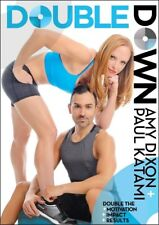 Amy Dixon and Paul Katami Double Down DVD Exercise Workout