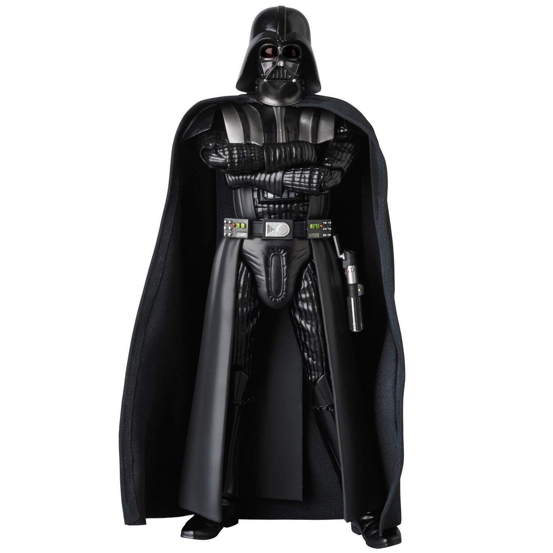 Figura No.045 Figura Darth Vader Rogue uno Ver. Medicom Juguete con seguimiento Nuevo