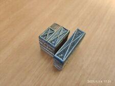2 Units Print Letterpress Block Wooden Type