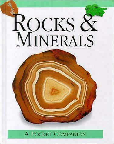 Rocks and Minerals by Book Sales, Inc. Staff