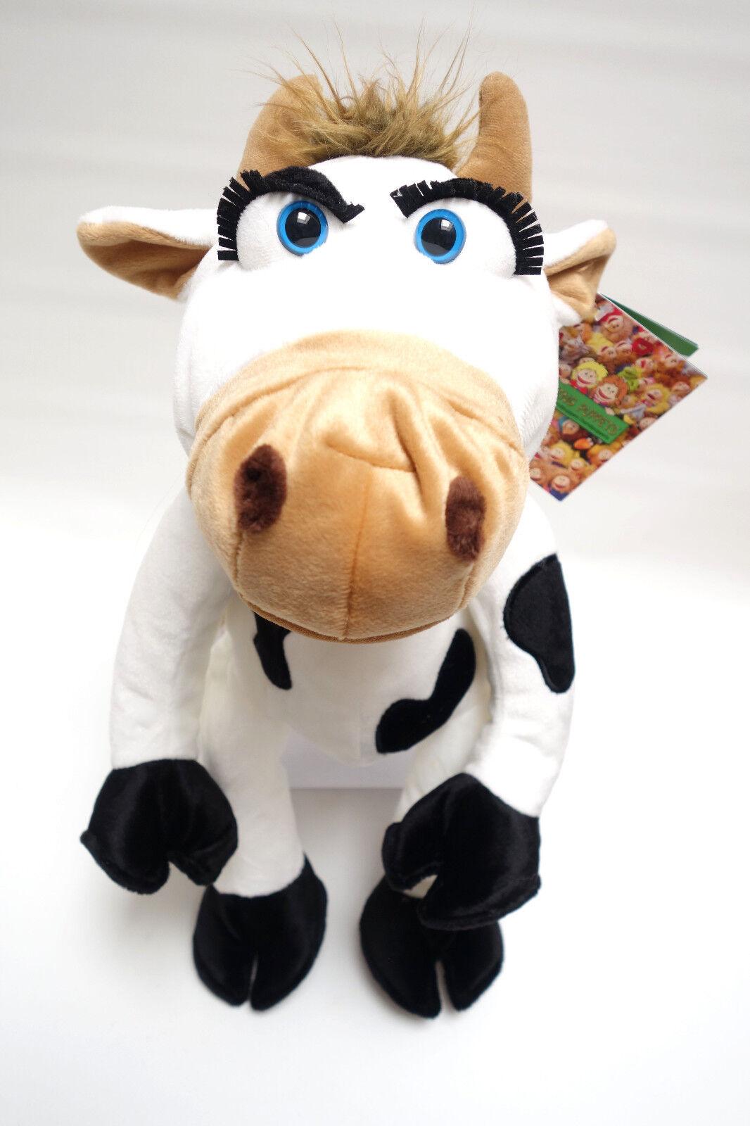 Living Puppets Handpuppe  Chantal die Kuh  50cm  NEU