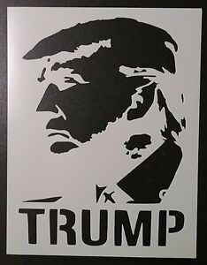Details about Donald Trump President Profile 8 5