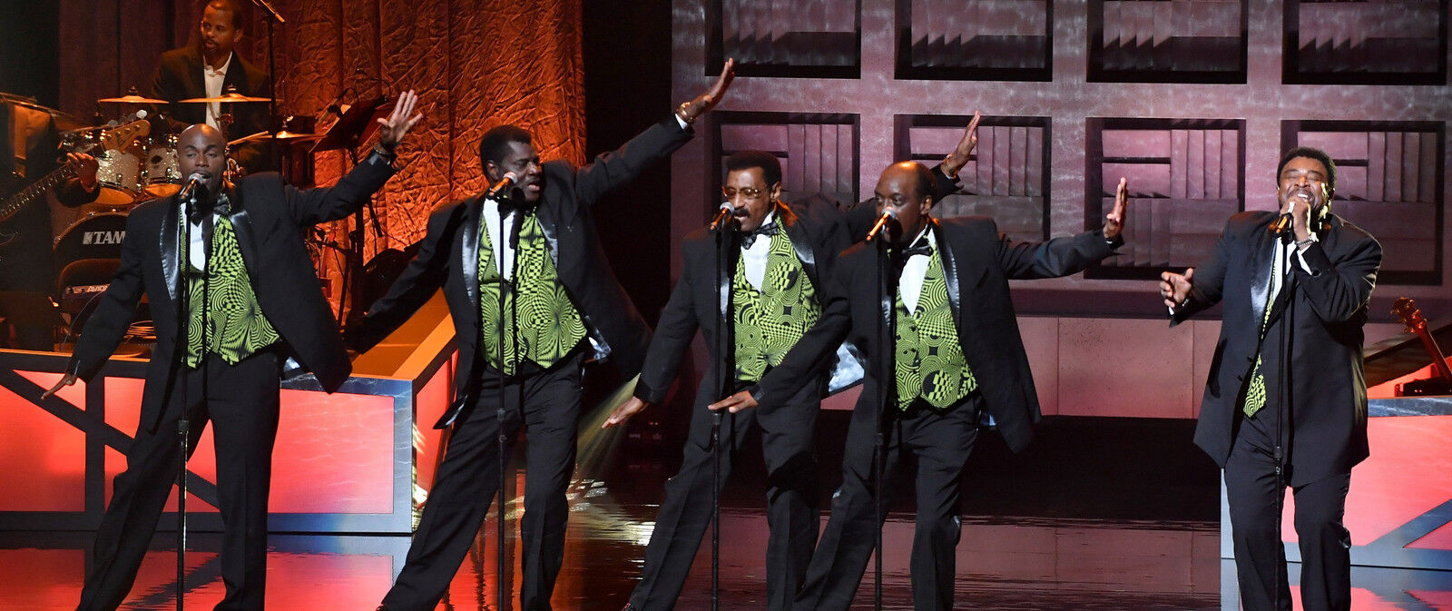 The Temptations Tickets (21+ Event)