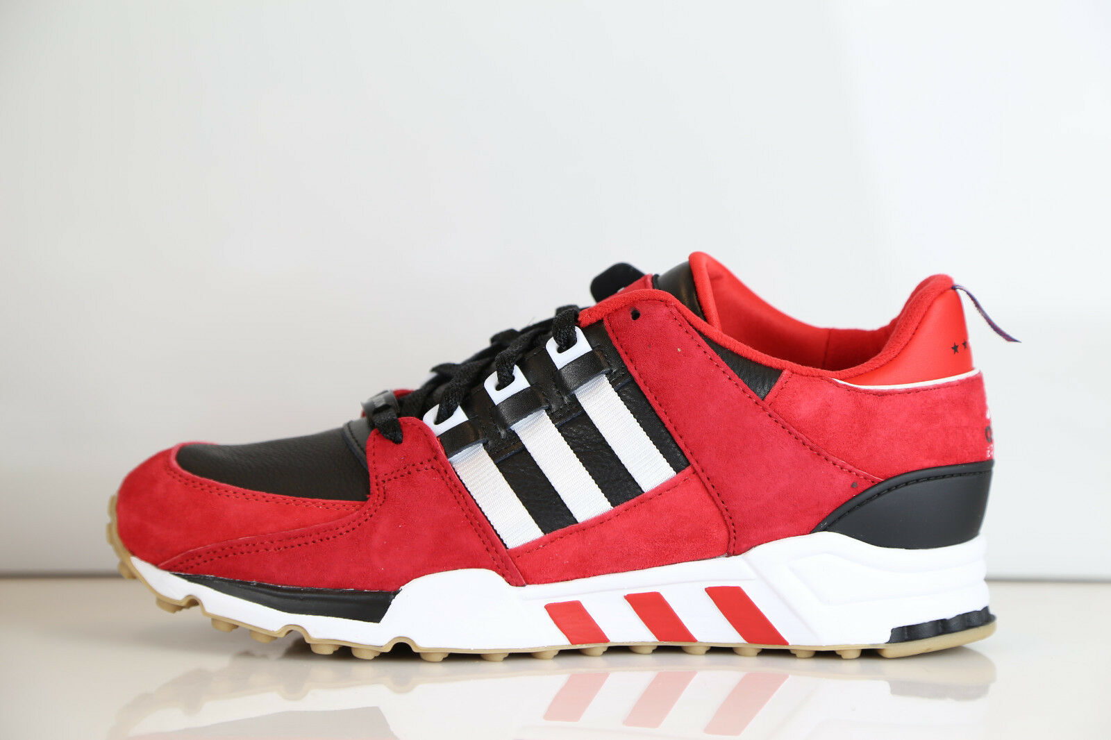 Adidas Equipment Running Running Running Support EQT 93 London rosso B27660 9-12 boost og tubular e0f222