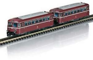 88167 Marklin Z-scale Class VT 798 Rail Bus and Car INTERIOR LED  NEW CAM motor