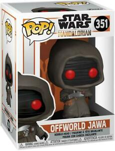 Offworld Jawa Star Wars #351 Funko Pop! Figurine