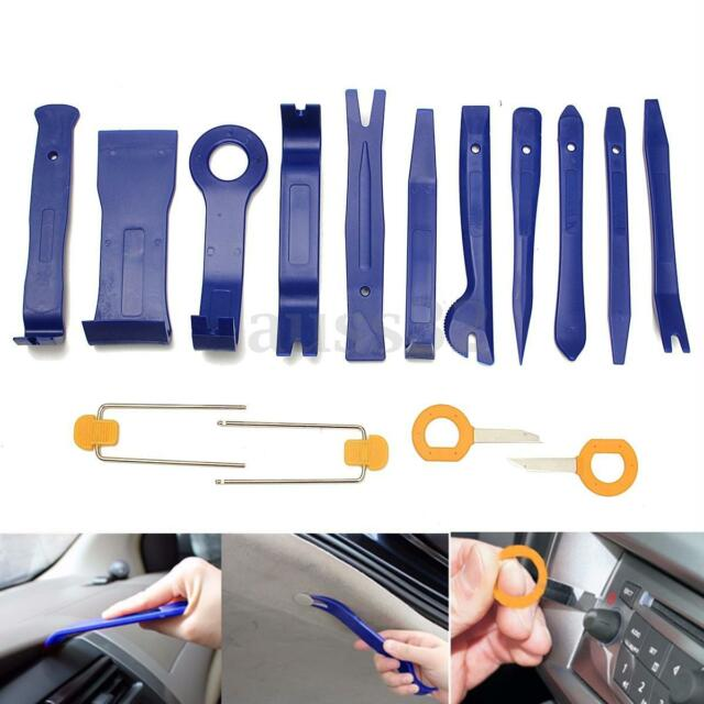 15x Auto Car Panel Dash Audio Stereo GPS Trim & Moulding Removal Install Tools