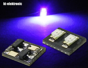 Led Beleuchtungskonzept Modell : Stk smd led uv nm haus modell beleuchtung waggon lok bahn