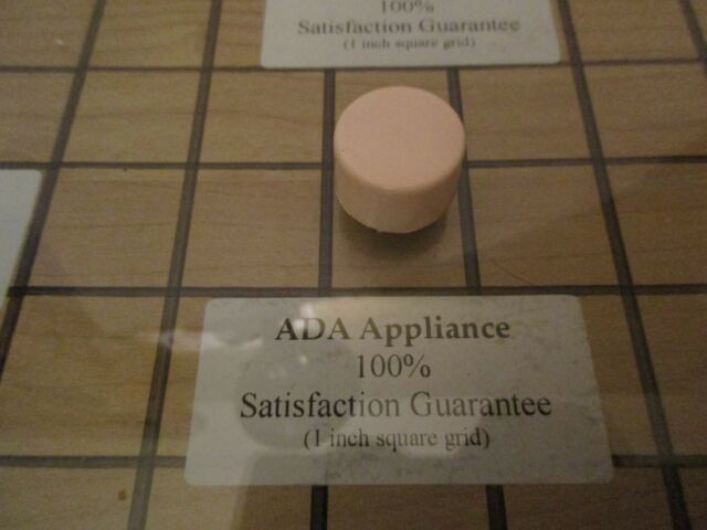 Thermador Oven SW Button 14-39-308 414487  W //SATISFACTION GUARANTEE