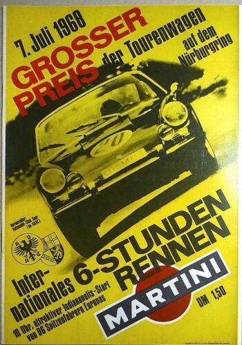 10 9 Juli 1983 Grosser Preis Tourenwagen Nürburgring PROGRAMMHEFT å VIII03 *