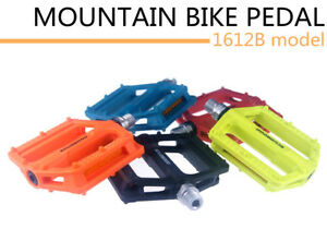SCUDGOOD Polyamide MTB Mountain Bike Bicycle cycling Pedal Flat-Platform Pedals