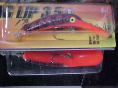 WORDEN/'S Yakima 3.5 Mag Lip ML.9581U.RUCR.BX for Salmon,Steelhead,Walleye//Trout