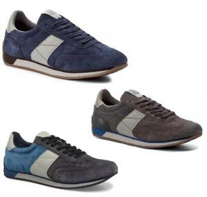 Apariencia suelo Fresco  GEOX Zapatos Hombre de Invierno Zapatillas Deporte Won U742LB 000JA Colores  -30% | eBay