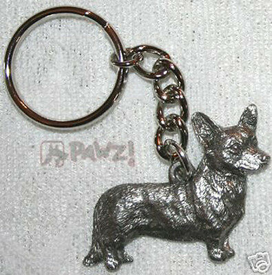 Pembroke Welsh Corgi Fine Pewter Dog Breed Ornament