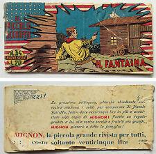 Striscia IL PICCOLO SCERIFFO IIª Serie N 34 TORELLI 1952