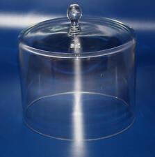 GLASGLOCKE KÄSEGLOCKE GLAS GLOCKE HAUBE GLASHAUBE GIROLLE GLASSBELL BELL CLOCHE