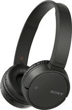 Sony ZX220BT Wireless On-Ear Bluetooth-наушники со встроенным микрофоном, черный