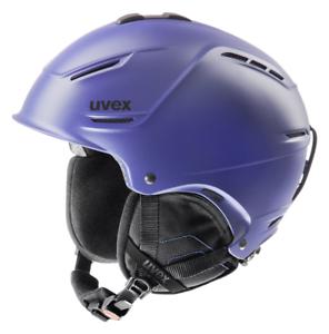 Uvex P1us Ski   Snowboard Helmet - Indigo