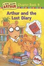 Arthur and the Lost Diary: A Marc Brown Arthur Chapter Book 9 (Marc Br-ExLibrary