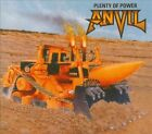 Plenty of Power [Digipak] by Anvil (CD, May-2012, The End)