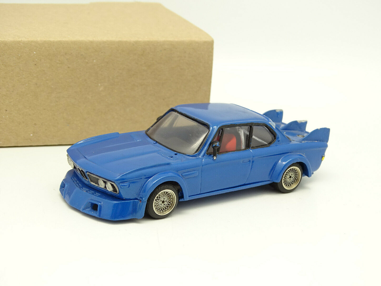 AMR kit monté Metal 1 43 - BMW 3.0 CSL bluee