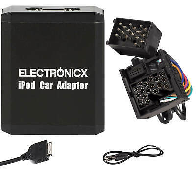 Para bmw radio Professional//Business 40pin USB SD mp3 AUX CD cambiador adaptador